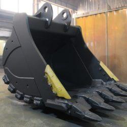 Ковш для экскаватора под быстросъем S1