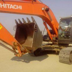 Ковш планировочный поворотный для HITACHI ZX240LC-3