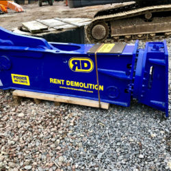 RENT DEMOLITION RS18